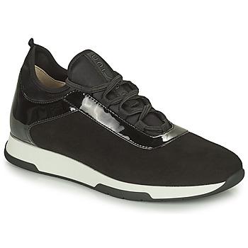 Topánky Ženy Nízke tenisky Unisa FONTS Čierna