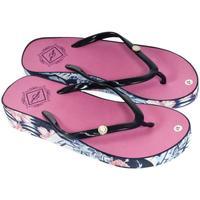 Topánky Ženy Žabky Super Gear Dámske ružové šľapky TROPIK ružová