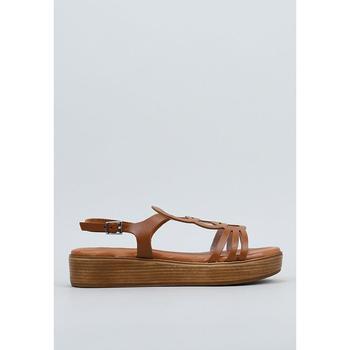 Topánky Ženy Sandále Sandra Fontan  Hnedá