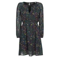 Oblečenie Ženy Krátke šaty Chattawak RUIZ Námornícka modrá / Viacfarebná