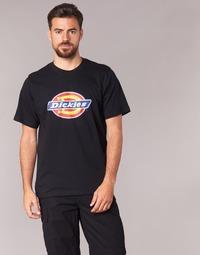 Oblečenie Muži Tričká s krátkym rukávom Dickies HORSESHOE Čierna