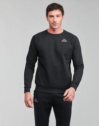 Oblečenie Muži Mikiny Kappa CAIMALI Čierna