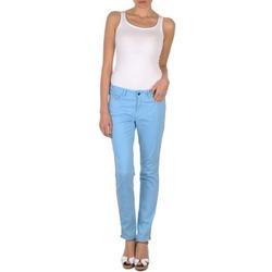 Oblečenie Ženy Nohavice päťvreckové Brigitte Bardot AUBE Modrá