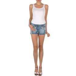 Oblečenie Ženy Šortky a bermudy Brigitte Bardot JUE Modrá