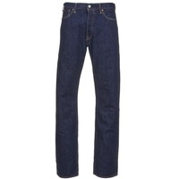 Oblečenie Muži Rovné džínsy Levi's 501 LEVIS ORIGINAL FIT Modrá