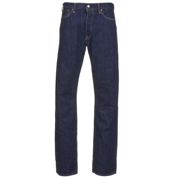 Oblečenie Muži Rovné džínsy Levi's 501 LEVIS ORIGINAL FIT Onewash