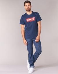 Oblečenie Muži Rovné Rifle  Levi's 501® Levi's®ORIGINAL FIT Modrá