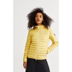 Oblečenie Ženy Vyteplené bundy Ecoalf  Žltá