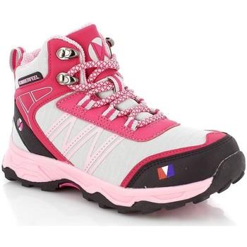 Topánky Deti Turistická obuv Kimberfeel VINSON Framboise