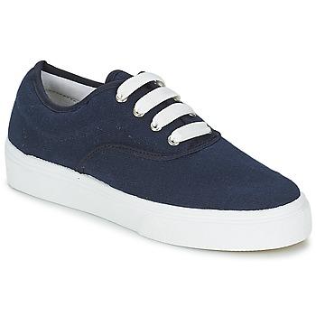 Topánky Ženy Nízke tenisky Yurban PLUO Námornícka modrá