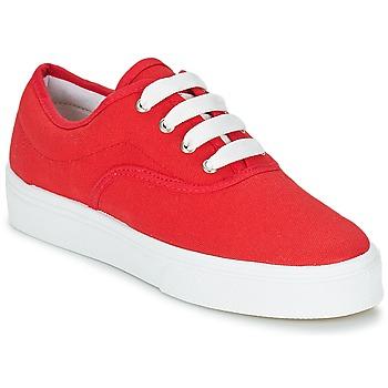 Topánky Ženy Nízke tenisky Yurban PLUO červená