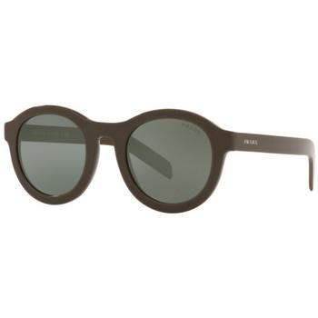 Hodinky & Bižutéria Muži Slnečné okuliare Prada  Zelená
