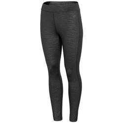 Oblečenie Ženy Legíny 4F LEG016 Čierna