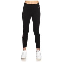 Oblečenie Ženy Legíny Fila Women Felize 78 Legg Čierna