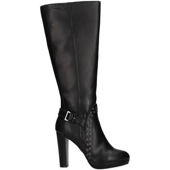 Topánky Ženy Čižmy do mesta Gattinoni PINMD0920WC BLACK