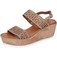 Topánky Ženy Sandále Femme Plus BJ895 Hnedá