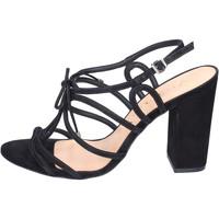 Topánky Ženy Sandále Vicenza BJ910 Čierna