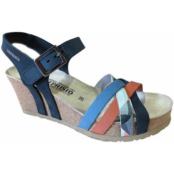 Topánky Ženy Sandále Mephisto MEPHLANNYnavy blu