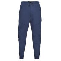Oblečenie Muži Tepláky a vrchné oblečenie Nike NIKE SPORTSWEAR TECH FLEECE Námornícka modrá / Čierna