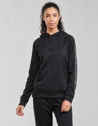 Oblečenie Ženy Mikiny Nike W NSW PK TAPE PO HOODIE Čierna