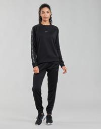 Oblečenie Ženy Tepláky a vrchné oblečenie Nike W NSW PK TAPE REG PANT Čierna