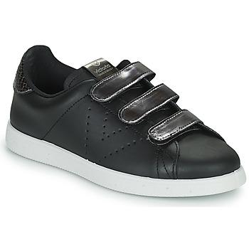 Topánky Ženy Nízke tenisky Victoria HUELLAS  TIRAS Čierna