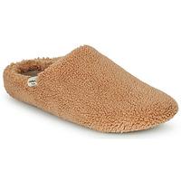 Topánky Ženy Papuče Victoria NORTE BORREGUITO Béžová