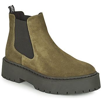 Topánky Ženy Polokozačky Steve Madden VEERLY Kaki