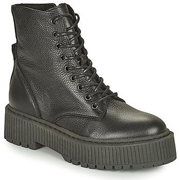 Topánky Ženy Polokozačky Steve Madden SKYHY Čierna