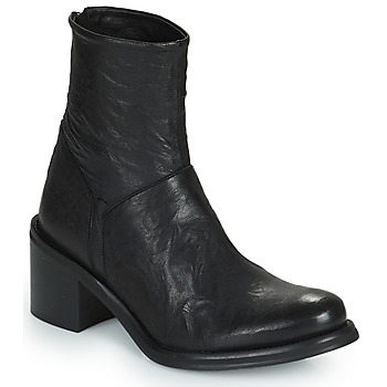 Topánky Ženy Čižmy do mesta Regard FELIX Čierna