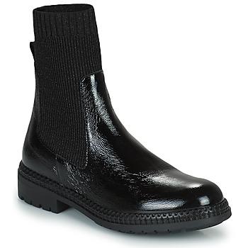 Topánky Ženy Polokozačky Regard CALES Čierna