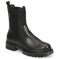 Topánky Ženy Polokozačky Bullboxer 610507E6L_BLCK Čierna
