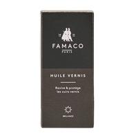 Doplnky Starostlivosť o obuv a oblečenie Famaco FLACON HUILE VERNIS 100 ML FAMACO NOIR Čierna