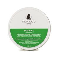 Doplnky Starostlivosť o obuv a oblečenie Famaco BOITE DE GRAISSE ECO / ECO WAX 100 ML FAMACO Neutral
