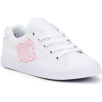 Topánky Ženy Nízke tenisky DC Shoes ADJS300243WPW Biela