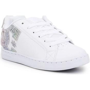 Topánky Ženy Nízke tenisky DC Shoes 300678TRW Biela