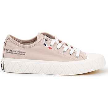 Topánky Ženy Nízke tenisky Palladium Manufacture Ace Cvs U Béžová