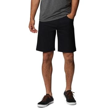 Oblečenie Muži Šortky a bermudy Columbia Rugged Ridge čierna