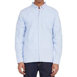 Oblečenie Muži Košele s dlhým rukávom DC Shoes Oxford Modrá