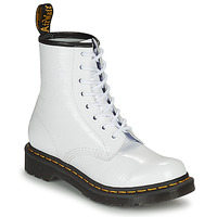 Topánky Ženy Polokozačky Dr Martens 1460 W Biela