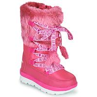 Topánky Dievčatá Snehule  Agatha Ruiz de la Prada APRESKI Ružová