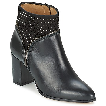 Topánky Ženy Čižmičky Fericelli ANTILLO Čierna