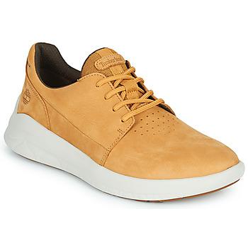 Topánky Muži Nízke tenisky Timberland BRADSTREET ULTRA LTHR OX Béžová