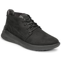 Topánky Muži Členkové tenisky Timberland BRADSTREET ULTRA PT CHK Čierna