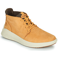 Topánky Muži Členkové tenisky Timberland BRADSTREET ULTRA PT CHK Béžová
