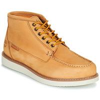 Topánky Muži Polokozačky Timberland NEWMARKET II BOAT CHUKKA Žltá obilná