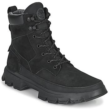 Topánky Muži Polokozačky Timberland TBL ORIG ULTRA WP BOOT Čierna