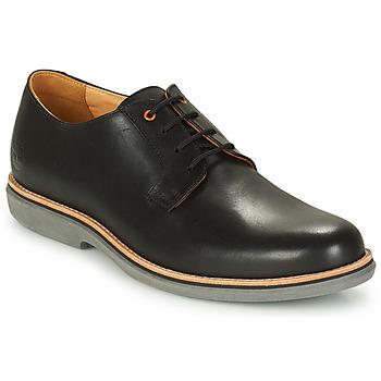Topánky Muži Derbie Timberland CITY GROOVE DERBY Čierna