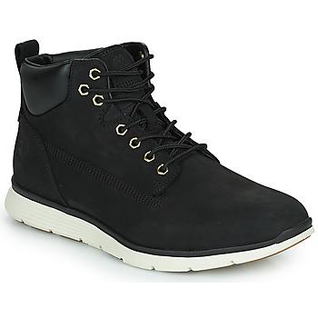 Topánky Muži Členkové tenisky Timberland KILLINGTON CHUKKA Čierna