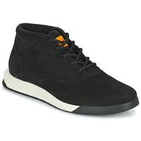 Topánky Muži Členkové tenisky Timberland NITE FLEX CHUKKA 2 Čierna